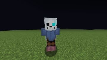 Sans Minecraft Data Pack
