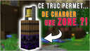 CHUNK LOADER - Charge Constamment une zone ! - Constantly loading an area! (1.16.3+) Minecraft Data Pack