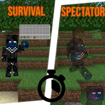 Spectator Every Minute Minecraft Data Pack