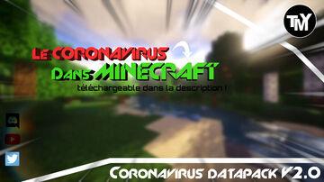 Coronavirus-Datapack V2.0 [FR]            MINECRAFT DATAPACK 1.15>>1.16   Minecraft Data Pack