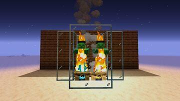 Better Burning Minecraft Data Pack