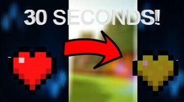30 Second Poison Minecraft Data Pack