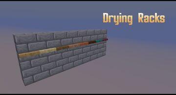 Drying Racks [1.0] Minecraft Data Pack