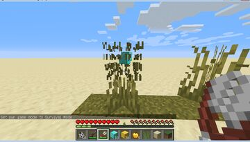 Randomized Grass Drops And Skeleton Minecraft Data Pack