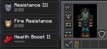 Armor Set Bonuses Minecraft Data Pack