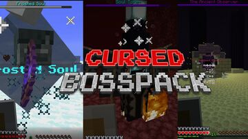 Cursed Bosspack Minecraft Data Pack