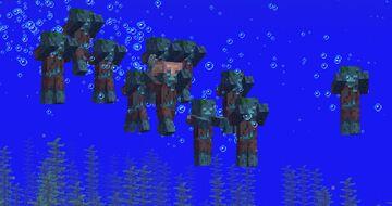New Zombie Types v1.3 Minecraft Data Pack