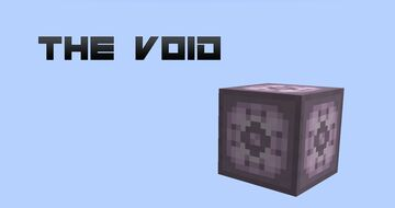 The Void Dimension [v1.1] Minecraft Data Pack