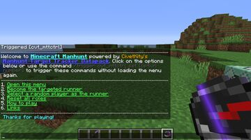 Dream's Manhunt Target Tracker Datapack V1.1 Minecraft Data Pack