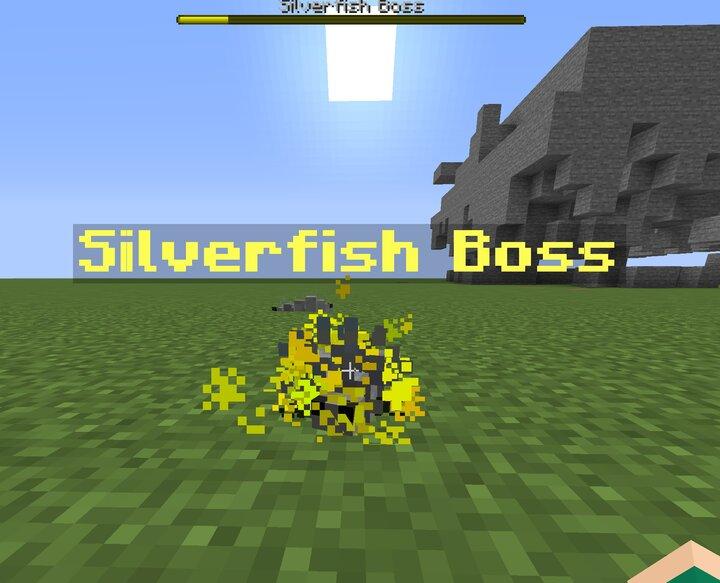 Silverfish Boss