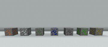 2much Ores Minecraft Data Pack