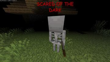 Scared of the dark Minecraft Data Pack