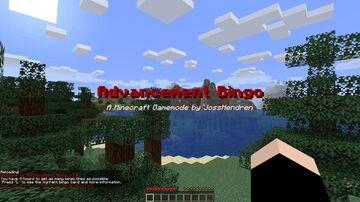Advancement Bingo Minecraft Data Pack