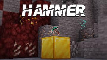 Hammer - Mine your world ! [ FR & EN ] (V1.2) Minecraft Data Pack