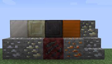 More Metals Datapack Minecraft Data Pack