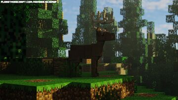 V.A.D  (Vehicles, Animals, Decorations) Minecraft Data Pack