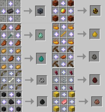 Craftable Spawners and Spawn Eggs (Expensive) Minecraft Data Pack