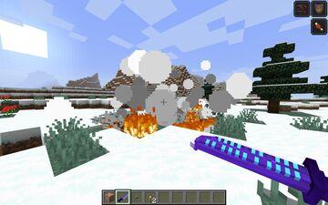 Danmachi x Minecraft ~ The Hestia Knife Minecraft Data Pack