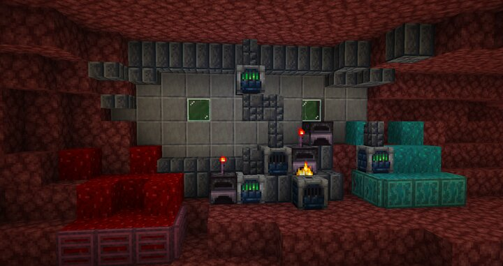 Magic Chambers can be used to warp and transmute items into other substances.