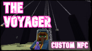 The Voyager, (Bugfix UPDATE) | True Survival Minecraft Data Pack