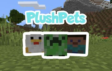 PlushPets Minecraft Data Pack