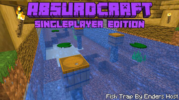 AbsurdCraft Pack Singleplayer Edition V2.2 Minecraft Data Pack