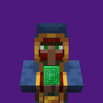 Wandering Traders Join Minecraft Data Pack