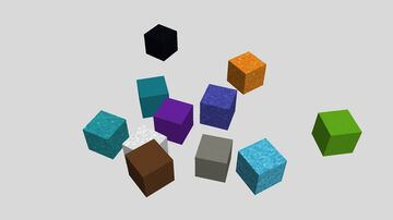 Sheep's Quality Concrete Pack Minecraft Data Pack