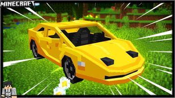 LAMBORGHINI CAR DATAPACK Minecraft Data Pack