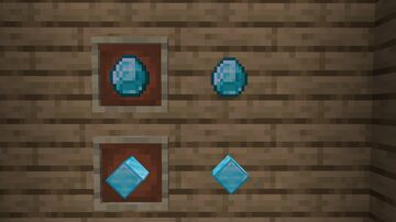 invisible item frames  for survival Minecraft Data Pack