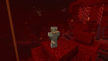 Better in Nether Minecraft Data Pack
