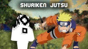 Naruto Shuriken Jutsu (1.16 minecraft datapack) Minecraft Data Pack