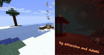 Structures Remake Minecraft Data Pack