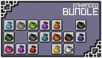 Enhanced Bundle Minecraft Data Pack