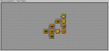 OneAdvancements for OneBlock Map(Single Player Datapack) Minecraft Data Pack