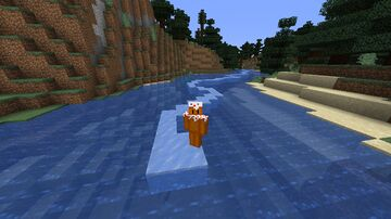 Completely Automatic Vanilla Frost Walker (CAVFW) Minecraft Data Pack