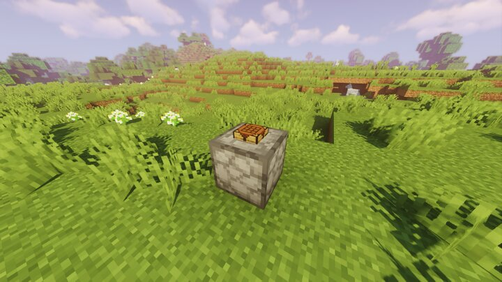 The Hylian Forge. It looks a little silly but gets the job done. Check Advancements for more info. Also Water Horse.