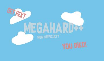MegaHard++ New difficulty to Minecraft!! Minecraft Data Pack