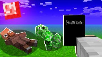 Death Note Mode Minecraft Data Pack