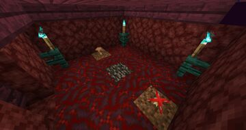 Start in the Nether Minecraft Data Pack