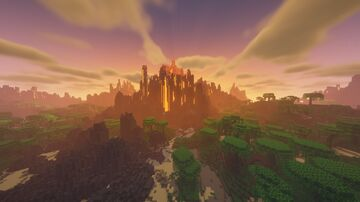 Tropical Volcano Biome Minecraft Data Pack