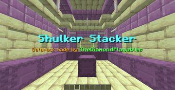 Shulker Stacker[1.15x] - Stackable Shulker Boxes! Minecraft Data Pack
