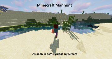 Minecraft Manhunt (Datapack) Minecraft Data Pack
