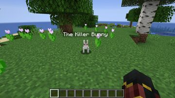 The Killer Bunny Minecraft Data Pack