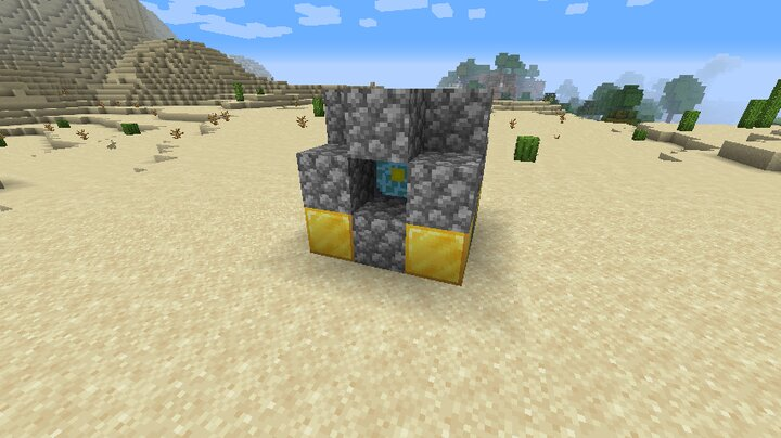A normal Nether Reactor