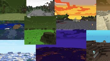Realm of Shadow - Ancient Rising Datapack: Dimensions  (Currently only accessible in Creative, Discontinued due to map development) Minecraft Data Pack