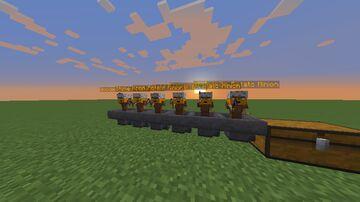 Minions V0.2.2 Minecraft Data Pack