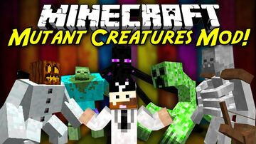 Survival Friendly Mutant Beasts 1.14.4 Minecraft Data Pack