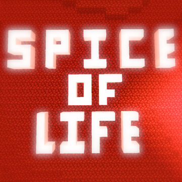 Spice of Life Minecraft Data Pack