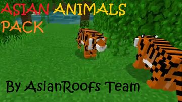 Animals Pack for your own worlds (pocket edition) Minecraft Data Pack